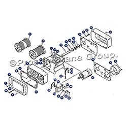 Shawbox 800 Series Parts Finder